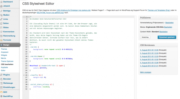 details-wp-3-6-css-editor