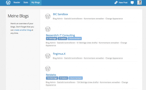 wordpress-com-blogs-verwalten
